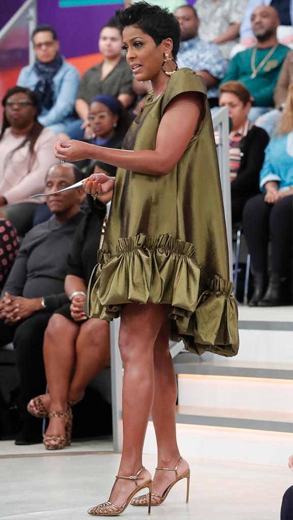 Dress by Kelsey Randall // Earrings by Gas Bijoux // Shoes by Giuseppe Zanotti