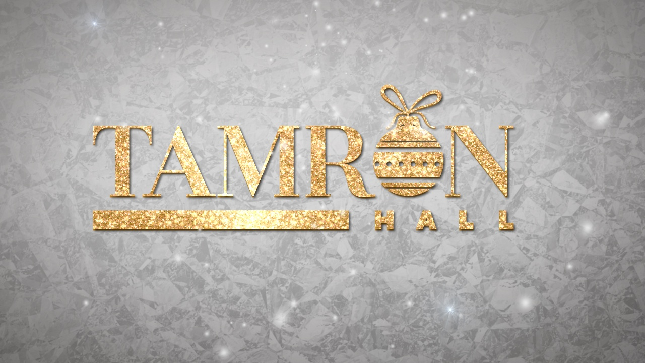"""Tamron Hall"" Holiday Show!"
